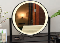 Magic Led MakeUp Mirror With Lights Around It , Portable Led Mirror