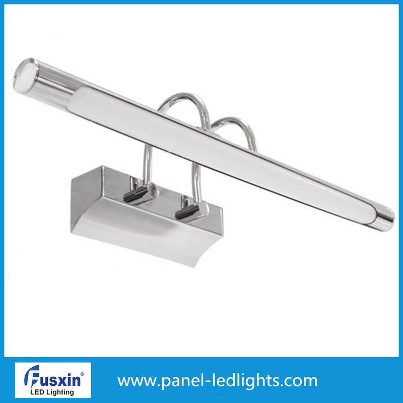 Professional Led Bathroom Over Mirror Light Chrome Plated Alu Material L400*W110*H35