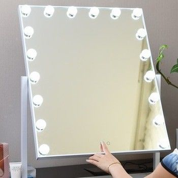 12 ProfessionalLed MakeUp Mirror Full Brightness Adjustment Dimmer Switch