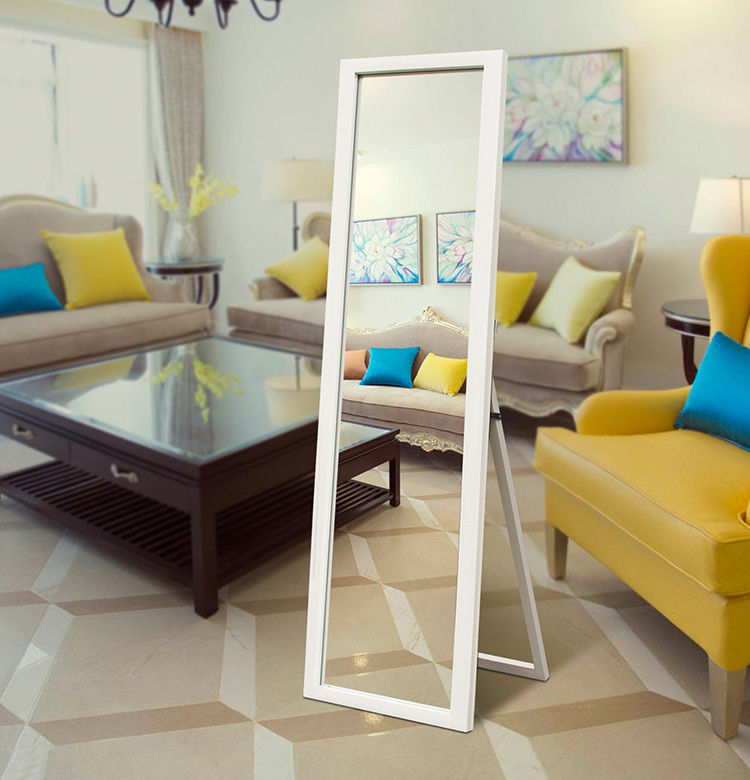 Framed Square Wall Decor Mirror in multicolour for living room,dressing mirror